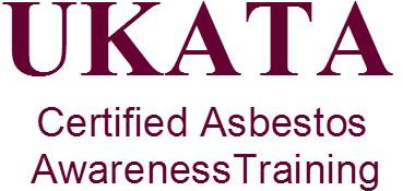 UKATA Asbestos Awareness Trained Logo